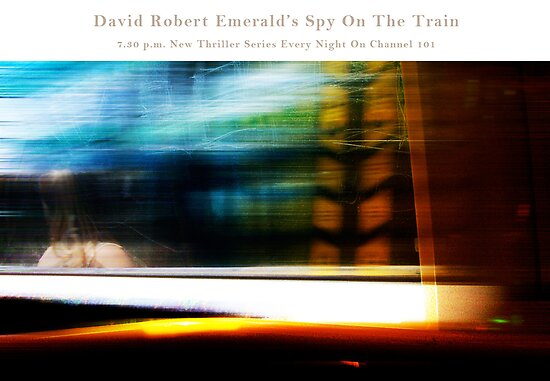 Spy On The Train Two by Robert Phillips