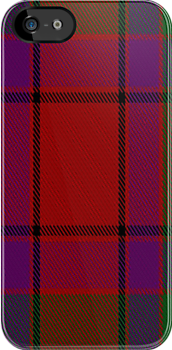 00280 Buccleuch Tartan Fabric Print Iphone Case by Detnecs2013