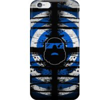 Radial - Captain Murphy iPhone Case/Skin