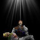 Solaire, Why? My Feels... by CheeseCann0n