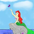Ariel's Butterfly by TheRouge