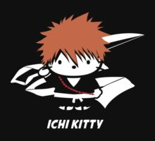 Ichi Kitty by Crocktees