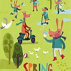 Spring time! by menulis