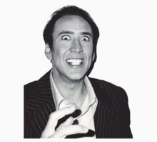 Nicolas Cage II by Thomas Jarry