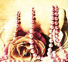 Lucky  Elephant & Rose by Vitta