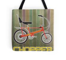 Chopper Bicycle Tote Bag