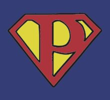 Train - Superman T-shirt - P - Pat Monahan and Pergo by ILoveTrain