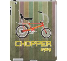 Chopper Bicycle iPad Case/Skin