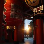 temple in Tokyo by Paladar
