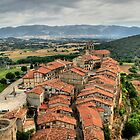 Old medieval town of Frias, Spain by vribeiro
