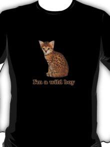 I'm a wild boy T-Shirt