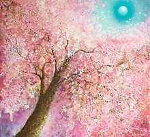 Blossom Magic by izumiomoriart