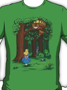 My Neighbor in Wonderland (Kelly Green) T-Shirt