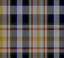 00314 MacLaren Albino Dance Tartan Fabric Print Iphone Case by Detnecs2013