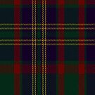 00319 Cork County Tartan Fabric Print Iphone Case by Detnecs2013