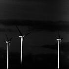 Turbines No 2 ... by Erin Davis