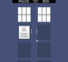Tardis Doctor Who by eatorcs