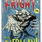 Fright Magazine by Iain Maynard