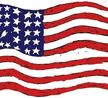 American Flag. by brett66
