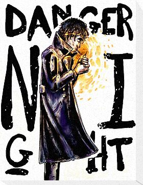 Danger Night by lkaet