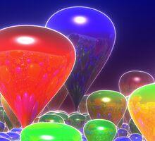 Balloon Extravaganza 2 by James Brotherton