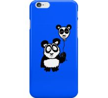 Just a Panda iPhone Case/Skin