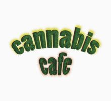 cannabis cafe by TeaseTees