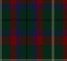00341 Mayo County District Tartan Fabric Print Iphone Case by Detnecs2013