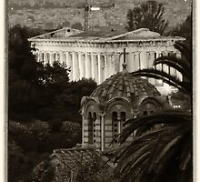 Good Old Athens by Stellina Giannitsi