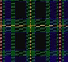 00349 Ofally County District Tartan Fabric Print Iphone Case by Detnecs2013