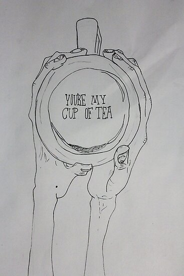 Your My Cup of Tea by Erin Stokes