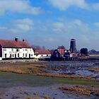 Royal Oak Langstone Harbour by Jim Hellier