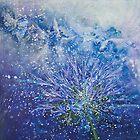 Angel Flowers by izumiomoriart