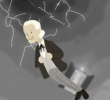 1st Doctor in the Time Vortex by Kileigh Gallagher