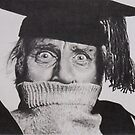 Spike Milligan by Mike O'Connell
