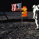 Mario on the Moon by Thomas Jarry