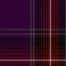 00371 Isle of Arran #2 Tartan Fabric Print Iphone Case by Detnecs2013