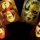 Faces by Dawn M. Becker