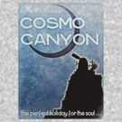 Final Fantasy VII - Cosmo Canyon Tourism Tee Distressed by FFVII-TheSeries