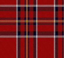 00395 Brodie (W & A Smith) Tartan Fabric Print Iphone Case by Detnecs2013