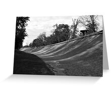 Monza Historic Banking Greeting Card