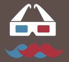 Defending Awesome - Moustache Series - 3D Stash by DefendAwesome