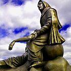 La Chepachet Pieta by OntheroadImage