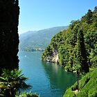 View of the Italian Lakes by Tom Clancy
