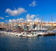 alcântara docks. Lisbon by terezadelpilar~ art & architecture