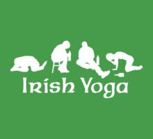 Irish Yoga by LaundryFactory