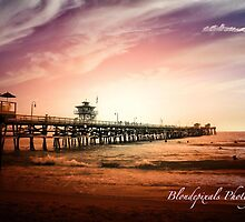 San Clemente  by Blondepixals