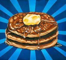 Pancakes by KellyGilleran
