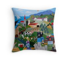 ROBERTS Throw Pillow