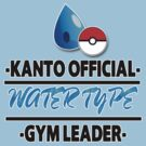 Kanto Water Type Gym Leader by ydt89